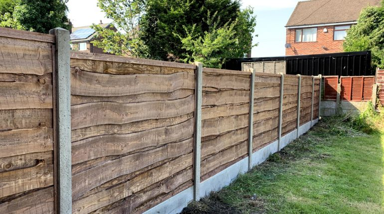 enquire today! fencing supplied & installed, This install was completed in 1 day 3