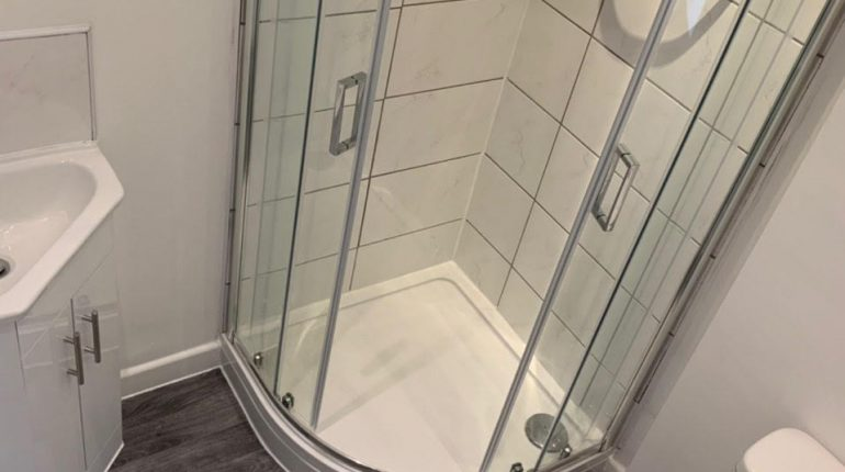 Recently completed bathroom refurbishment from this week. Enquire now for a free quotation!